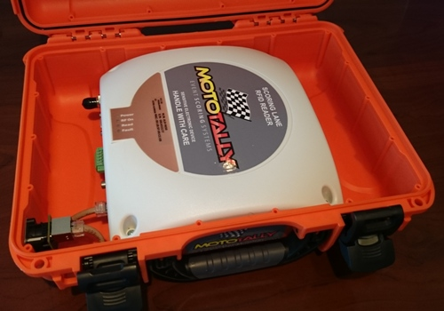 MotoTally UHF RFID CheckStation Case