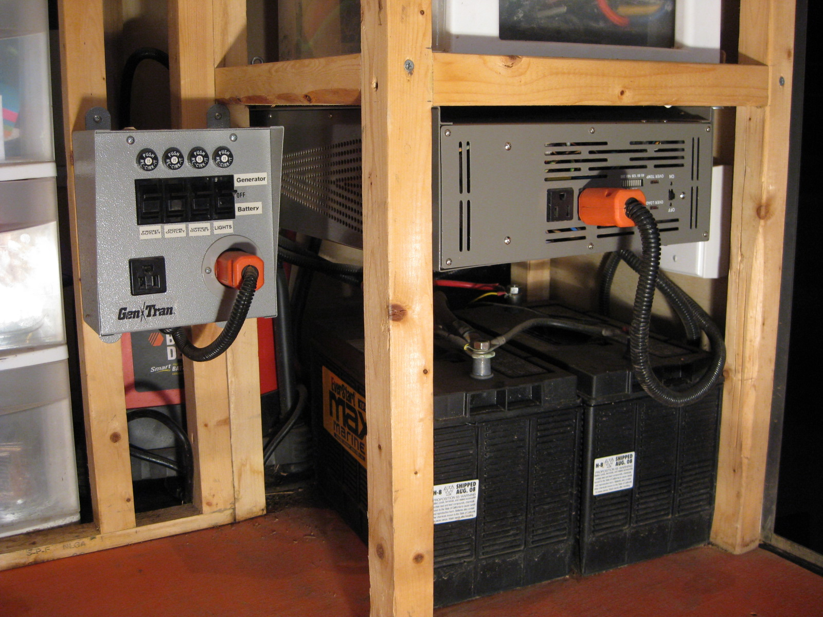 Enclosed Trailer Wiring For Generator Info Wiring